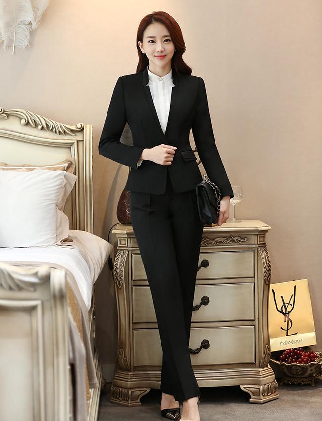 511-1时尚套装职业女装