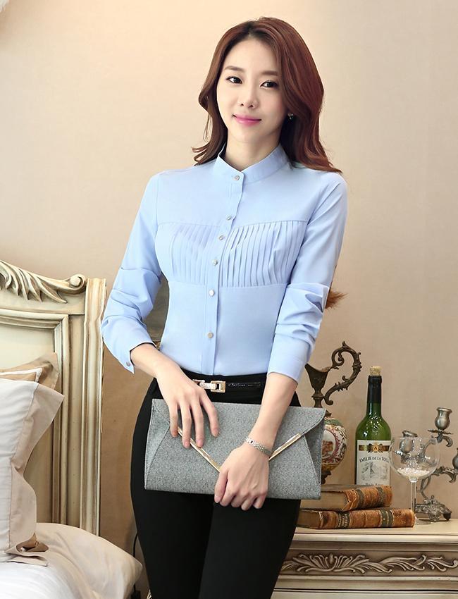 C14-3时尚衬衫职业女装