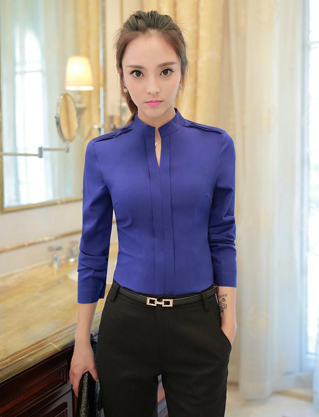 C15-2时尚衬衫职业女装