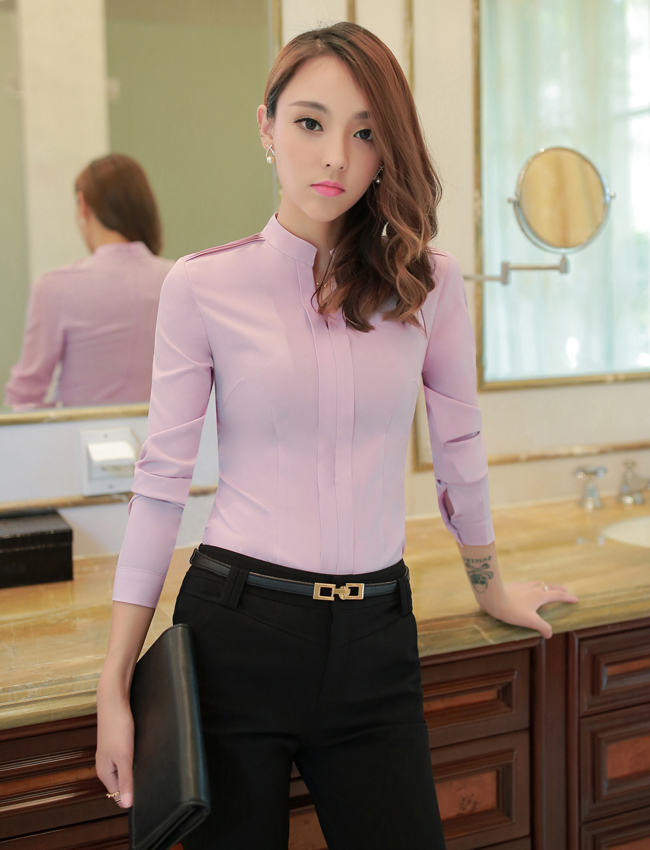C15-3时尚衬衫职业女装