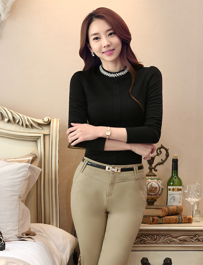 C16-3时尚衬衫职业女装