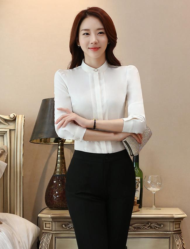 C17-1时尚衬衫职业女装
