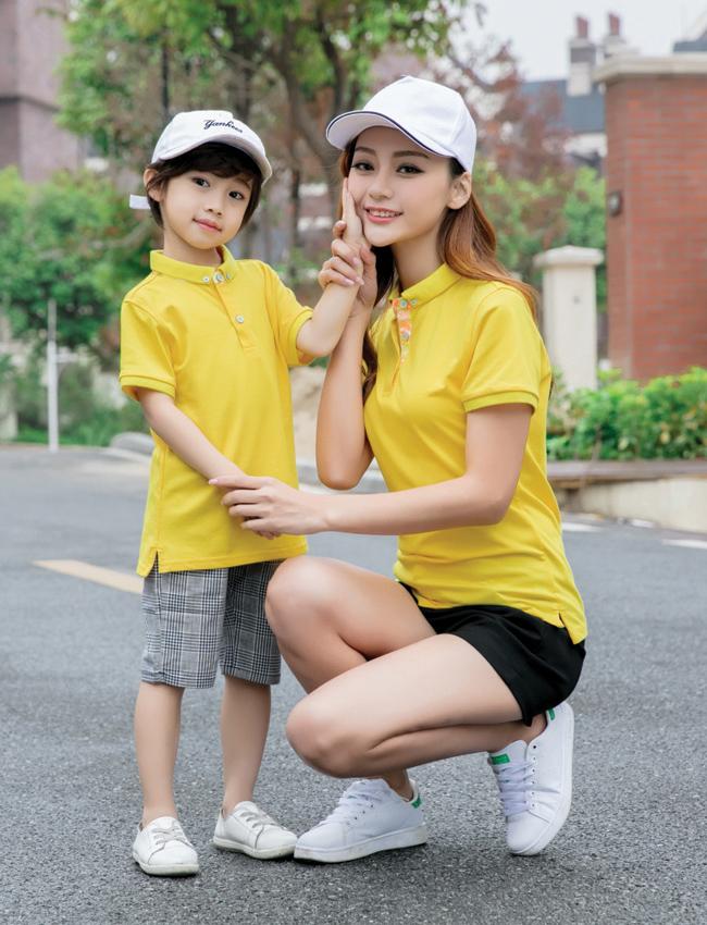 紫荆花系列POLO衫休闲商务装